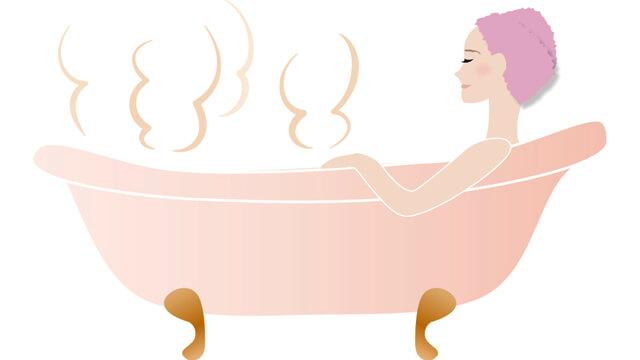 半身浴に最適の温度とは?毎日楽しみながらお風呂に入って美しくなる方法