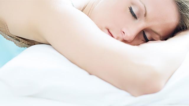 正しい睡眠で痩せる理由