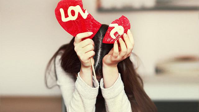 失恋 つらい・泣きたい