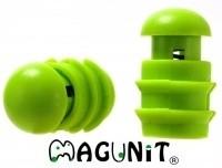 緑色のオリジナル磁気ユニット『MAGUNiT(マグニット)®』