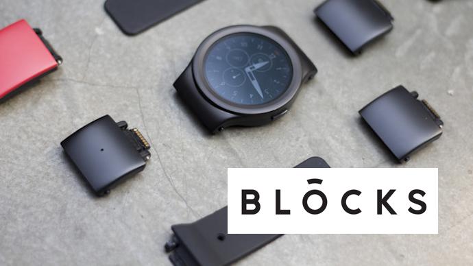 スマートウォッチの機能を自分でカスタマイズ!iPhone&Android対応の「BLOCKS」 6番目の画像