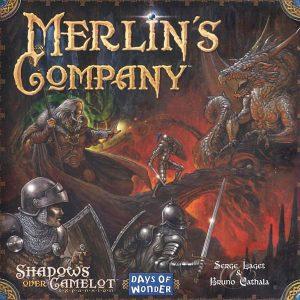 キャメロットを覆う影:拡張 マーリンの騎士団