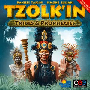 ツォルキン 部族&預言者