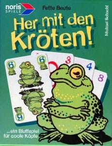 カエルをよこせ!