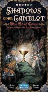 キャメロットを覆う影:カードゲーム