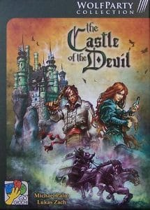 悪魔城への馬車