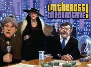 アイムザボス:カードゲーム