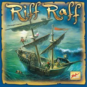 ゆらゆら海賊船