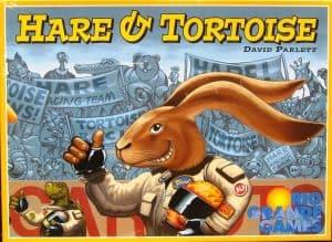 ウサギとハリネズミ