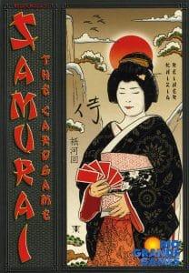 サムライ カードゲーム