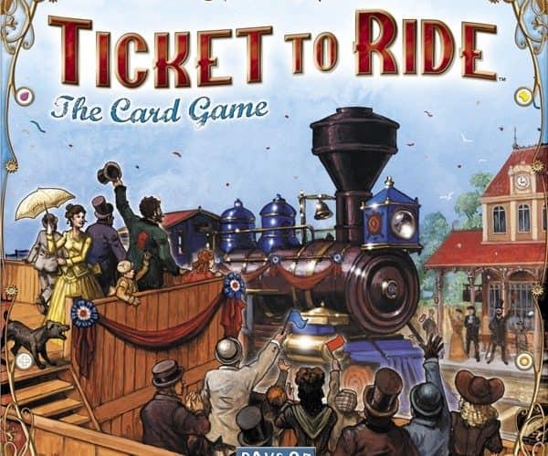 チケット・トゥ・ライド カードゲーム