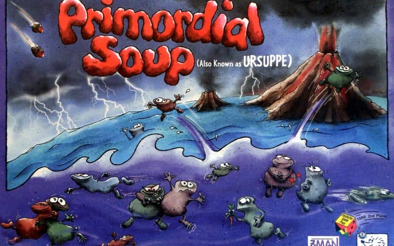 原始スープ