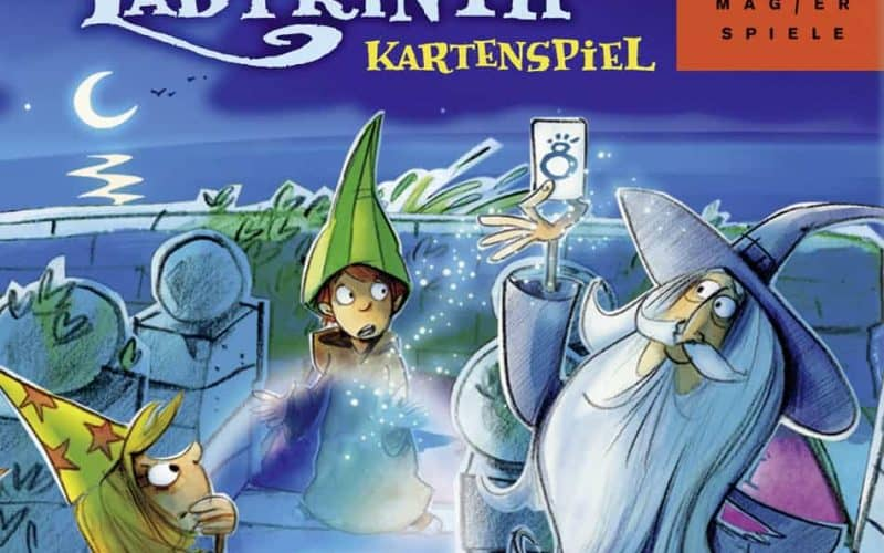 魔法のラビリンス カードゲーム