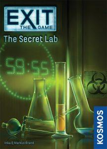 EXIT 脱出:ザ・ゲーム 秘密の実験室