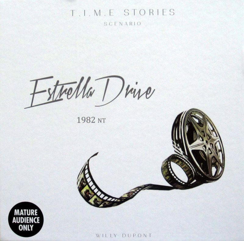 T.I.M.E ストーリーズ:エストレラ・ドライブ