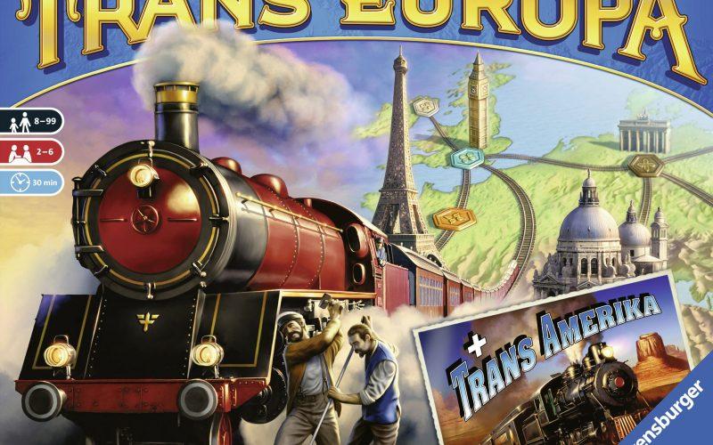 トランスヨーロッパ&トランスアメリカ