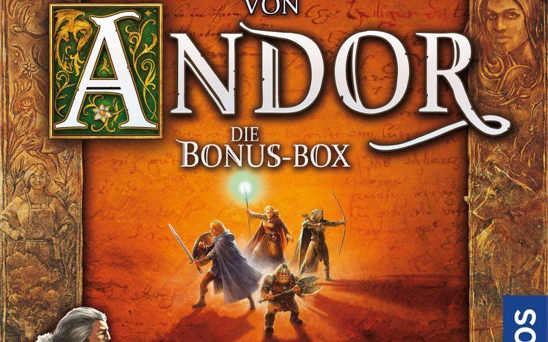 アンドール拡張『封印の宝箱』