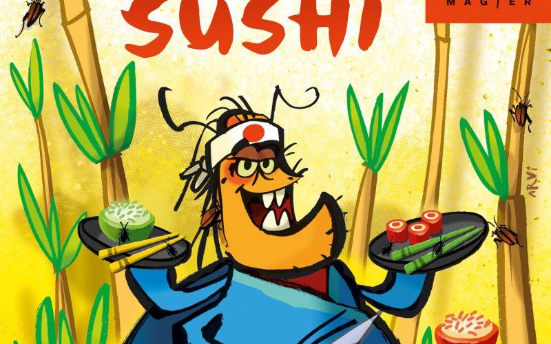寿司ゴキブリ