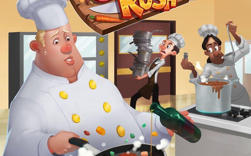 キッチンラッシュ