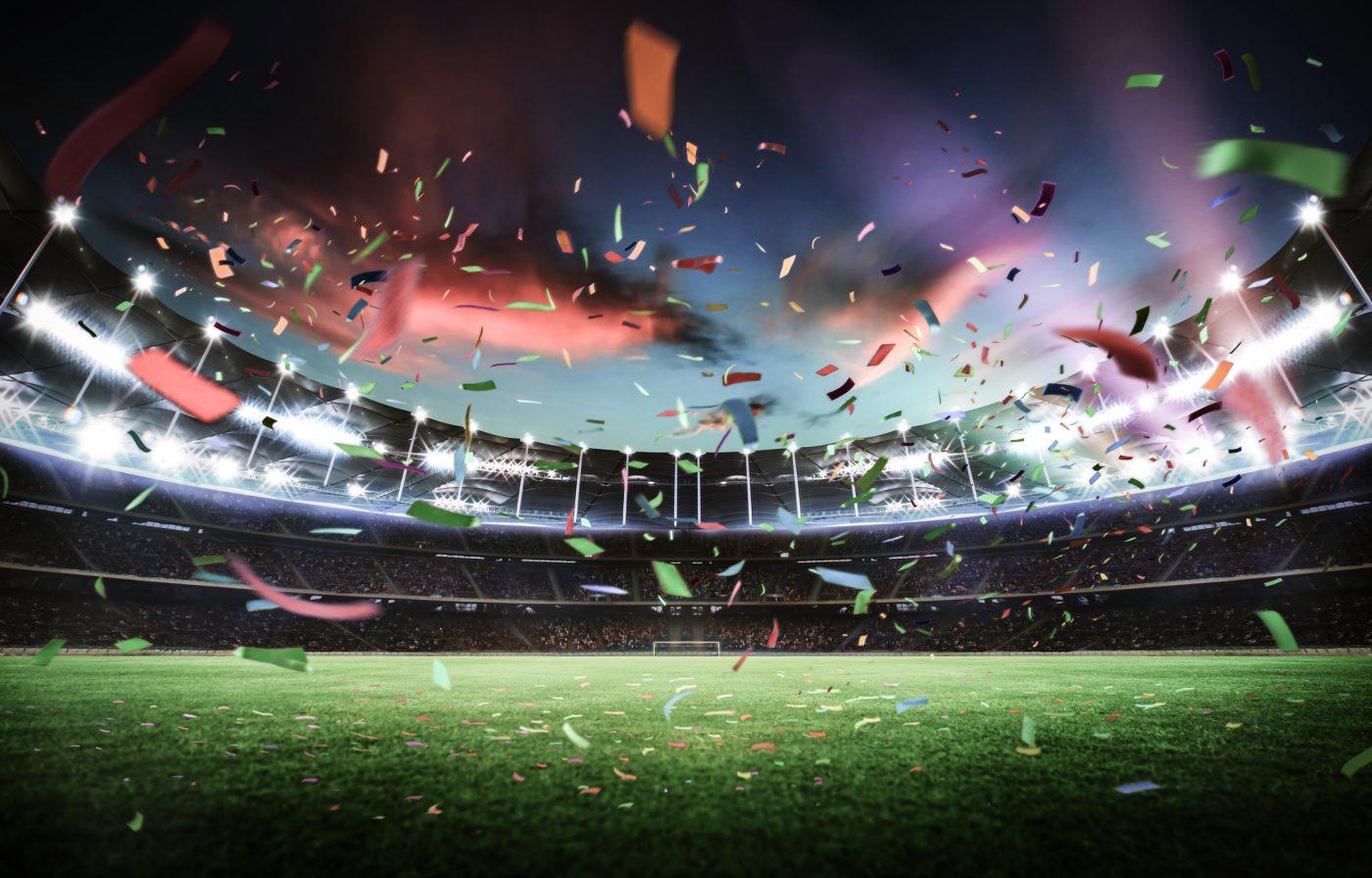 【業界分析:スポーツビジネス】スポーツビジネスの市場規模と動向。欧州のサッカーリーグと米国の4大リーグ