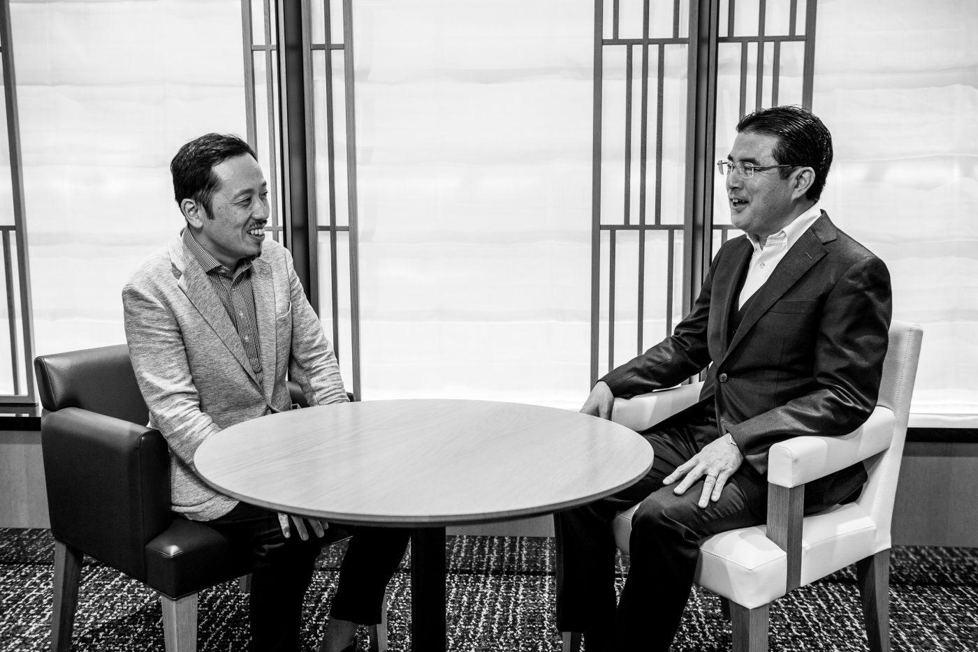 【対談】デジタル化は手段であり目的ではない、なぜ日本ではデジタルシフトが進まないのか 田中道昭×奥谷孝司(第3回)