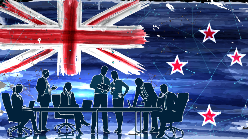 ニュージーランドの規制当局が暗号資産(仮想通貨)を取り扱う企業に対して顧客情報の提出を要求