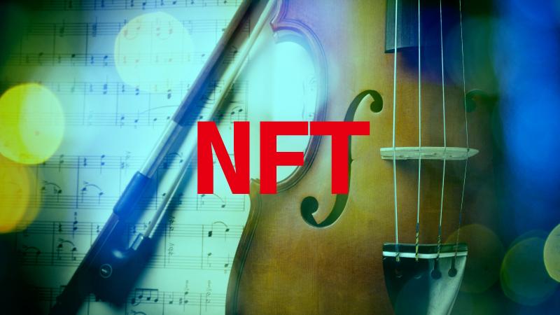 ダラス交響楽団、オーケストラのNFT販売