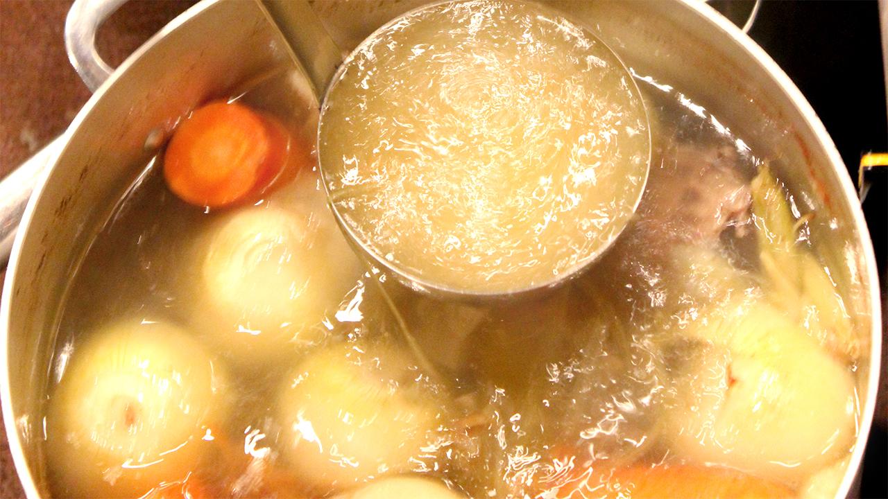 スープやリゾットに