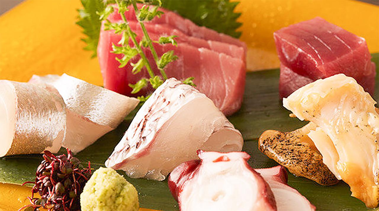 毎日新鮮な魚料理