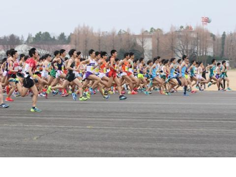 立川シティハーフマラソン2018【...