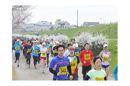 第6回 多摩川 季節のめぐみマラソン