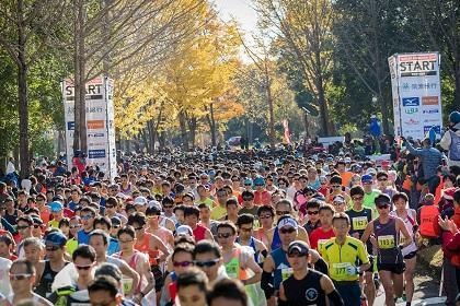 第38回つくばマラソン