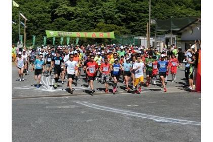 第39回南木曽町・妻籠健康マラソン