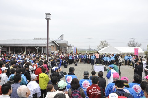 【開催中止】第37回行田市鉄剣マラソン大会