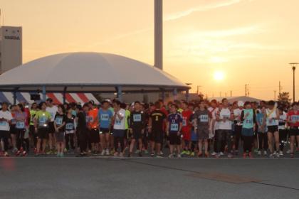 第12回川崎イルミネーションマラソン