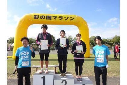 第6回 彩の国マラソン 初夏
