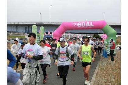 第1回リバーサイドマラソン加古川大会