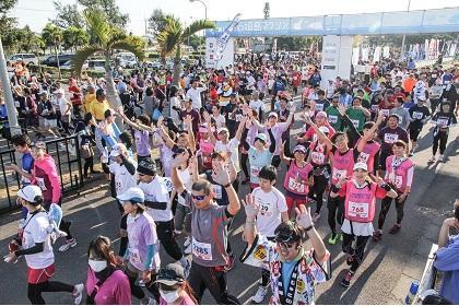 第19回石垣島マラソン