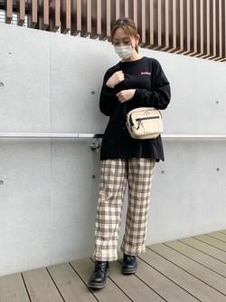 WEGO 1.3.5... 原宿竹下通り店 渡邉舞