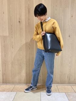 [山口 礼華]