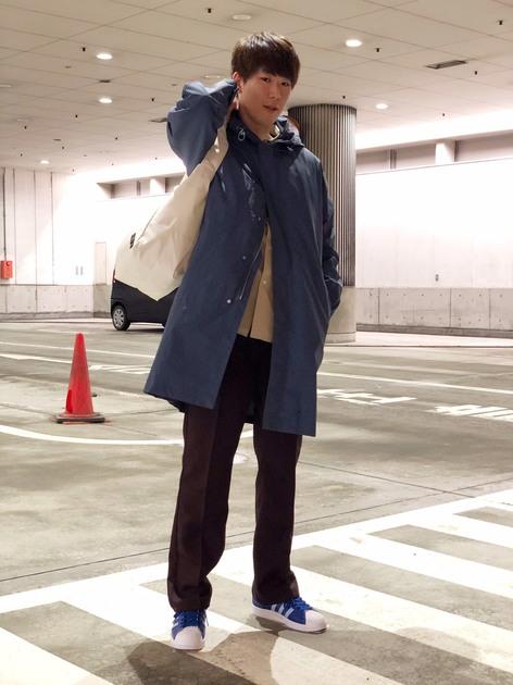 [URBAN RESEARCH 札幌ステラプレイス店][小野原 建生]