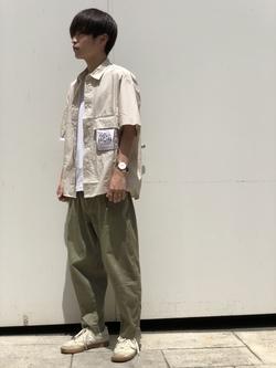 [warehouse 三井アウトレットパークジャズドリーム長島店][山内 涼馬]