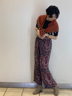 [warehouse 三井アウトレットパークジャズドリーム長島店][松島 里奈]