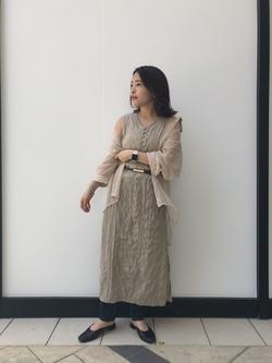 [warehouse 三井アウトレットパークジャズドリーム長島店][小林 楓]