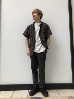 [warehouse 三井アウトレットパークジャズドリーム長島店][樋口 海斗]