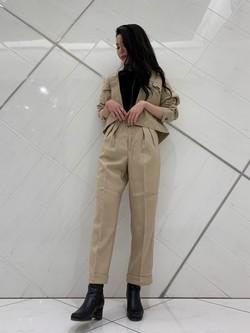 熊本COCOSA店のNANAKOさんのLeeの【セットアップ対応】ジャケットを使ったコーディネート