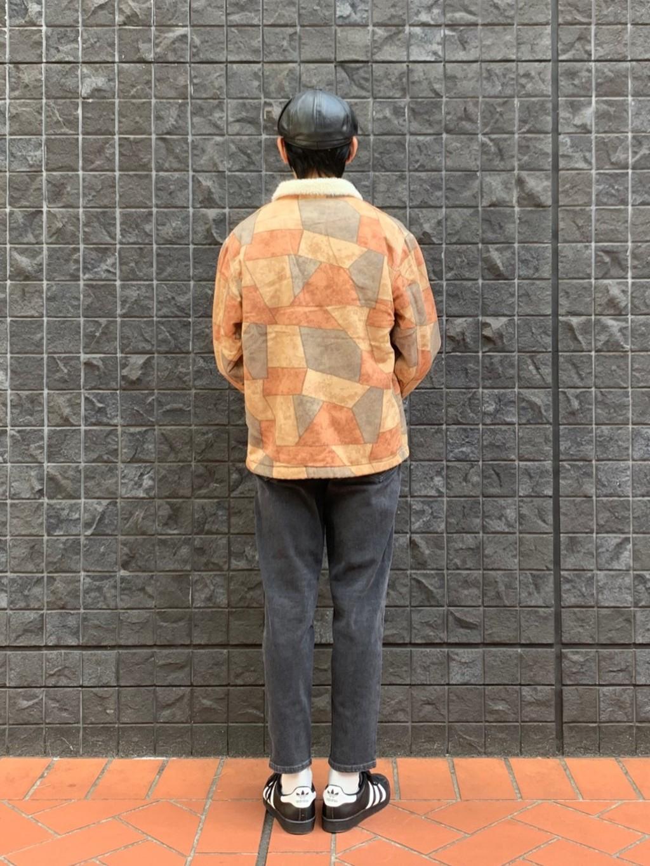 大阪店のShotaさんのLeeの【超快適ストレッチ】キャロット スキニーパンツを使ったコーディネート