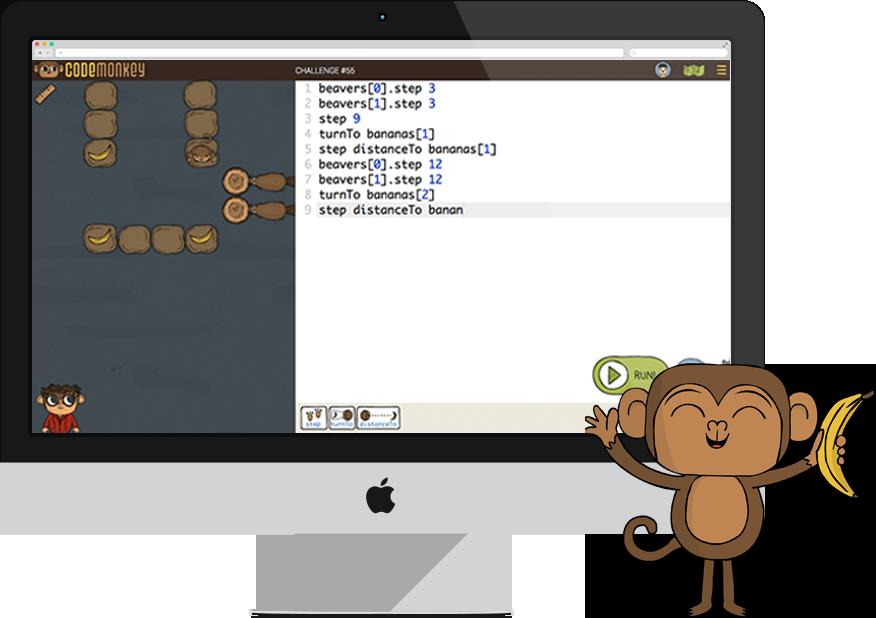 CodeMonkey ( コードモンキー ) 日本公式サイト – STEM教育・プログラミング教育に