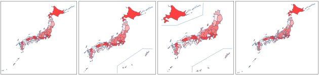 Sinfonica - 「都道府県塗り分け地図マクロ」のダウンロード