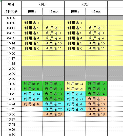 エクセルで 色のついたセルを数えるアプリを作りました。 - Excel 職人のつぶやき